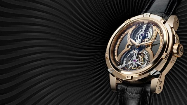 Louis-Moinet-Meteoris These are the World's Most Expensive Watches