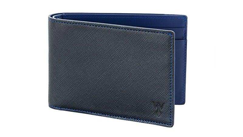 Würkin Stiffs Leather RFID Blocking Wallet