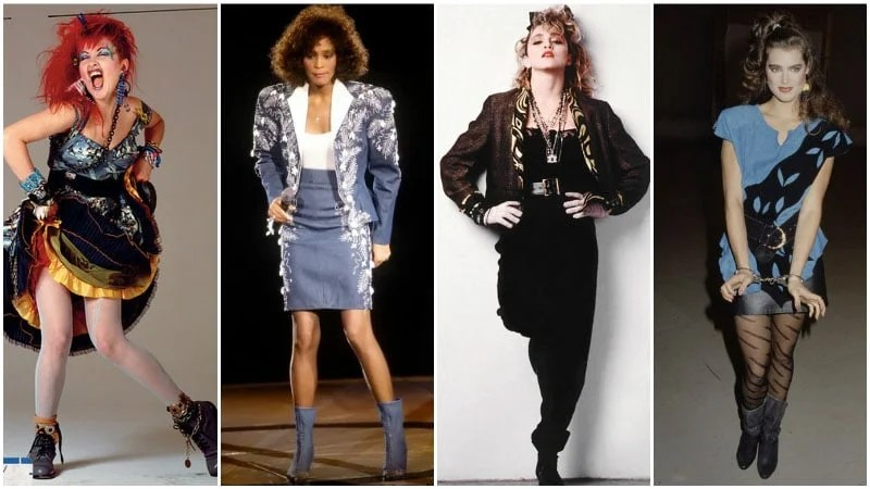 80 s Fashion  How to Get The 1980 s Style    The Trend Spotter 80 s Celebrity Fashion