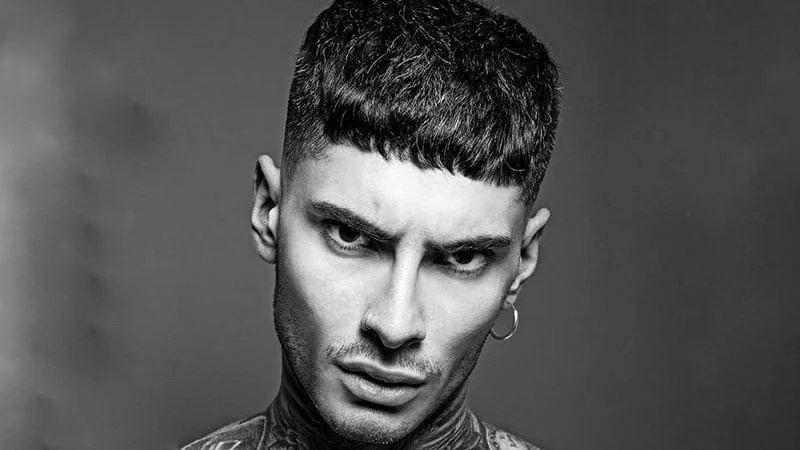 15 Cool Caesar Haircuts For The Modern Man The Trend Spotter