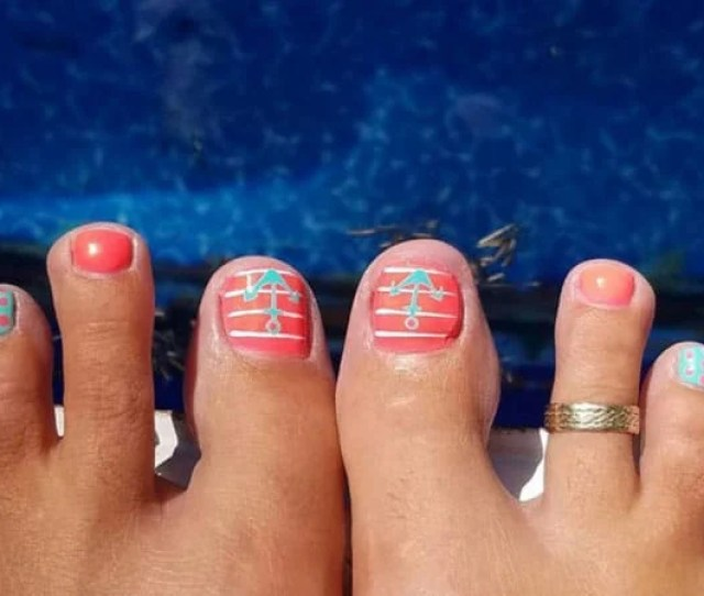 Cute And Easy Toenail Designs For Summer The Trend Spotter