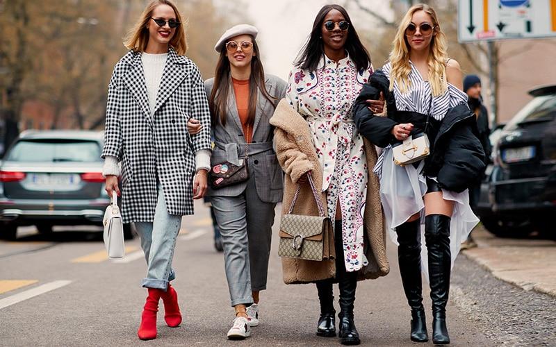 Las 10 principales tendencias de moda de las semanas de la moda de otoño invierno 2018