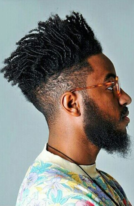 15 Cool Flat Top Haircuts That Ooze Attitude The Trend