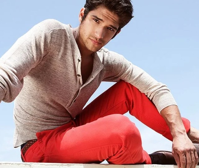 Mens Red Pants Outfit Ideas