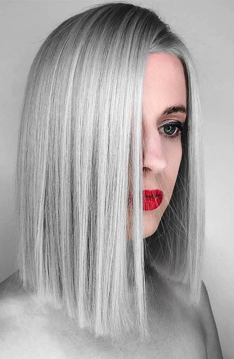 10 Trendy Blunt Cut Haircuts For Women The Trend Spotter