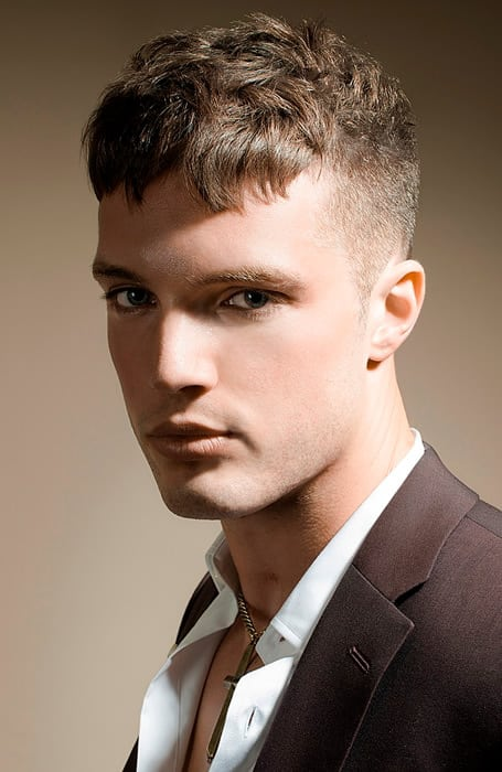 15 Sexy French Crop Haircuts For Men The Trend Spotter