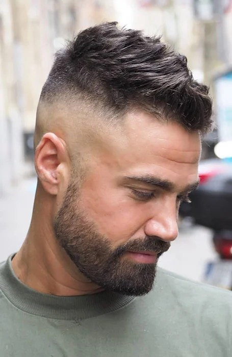 20 Cool Bald Fade Haircuts For Men The Trend Spotter
