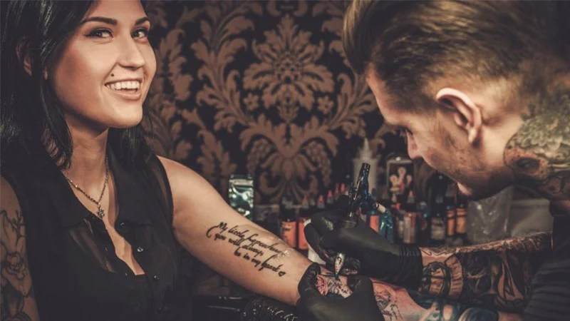 Don't Worry About The Pain Tatoo