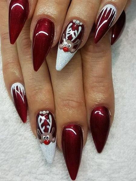 Red Like Rudolf