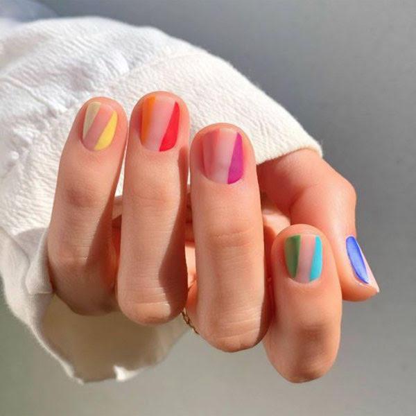 Lollypop Nails
