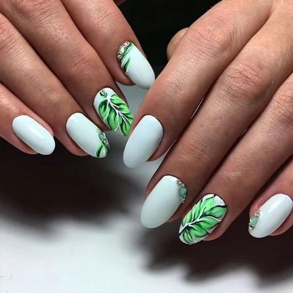 25 Breathtaking Almond Nail Designs To Try In 2020 The Trend Spotter