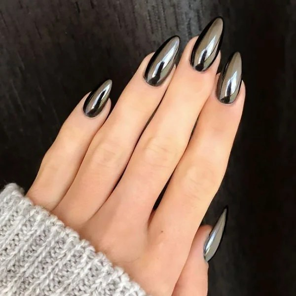 20 Cool Chrome Nail Designs To Try In 2020 The Trend Spotter