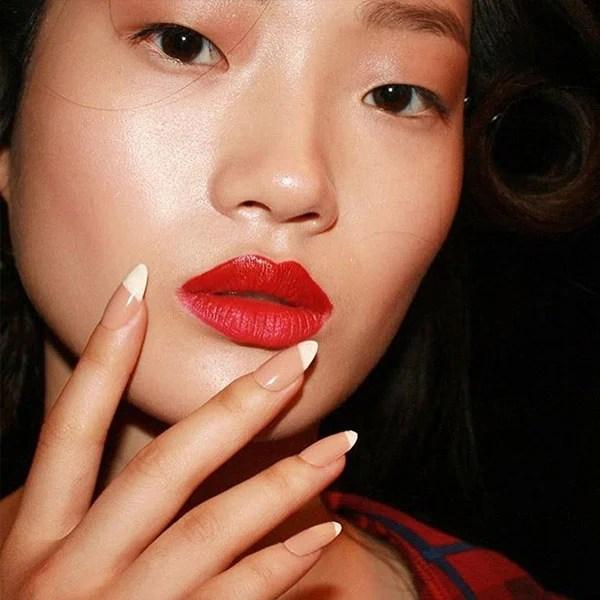 Elegant Almond Nails