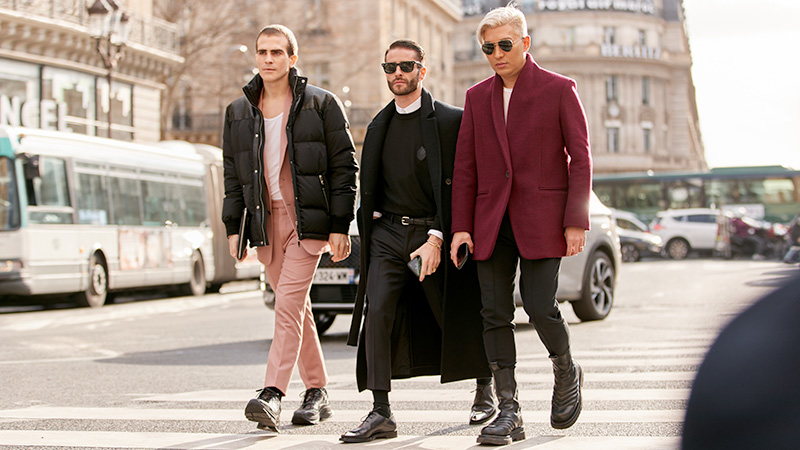 10 Top Fashion Trends From Men S Fashion Week A W 2020