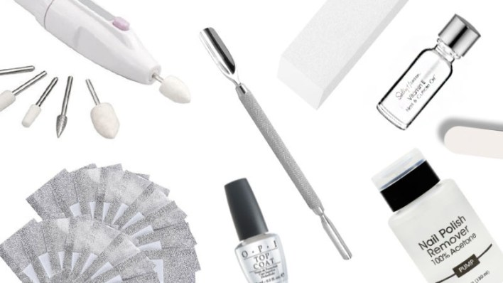Tools To Remove Acrylic Nails