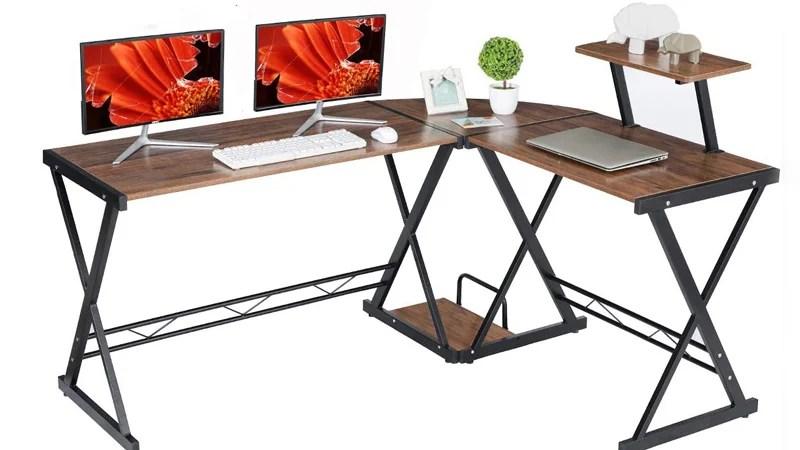 Greenforest L Shaped Desk