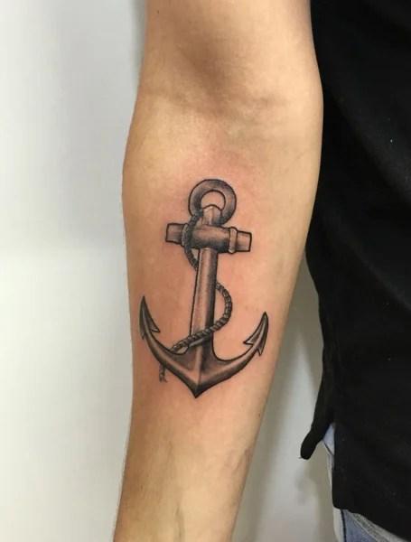 Anchor Tattoo1