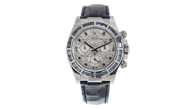 Cosmograph Daytona Chronograph Automatic Chronometer Diamond Men's Watch