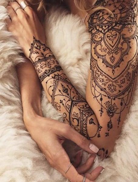 Henna Tattoo1