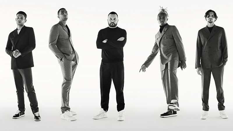 Dior Releases Men's Tailored Capsule Collection