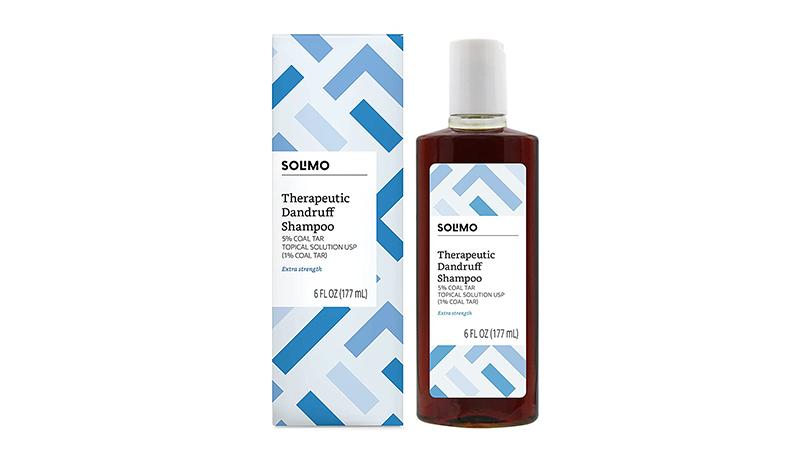 Solimo Therapeutic Dandruff Shampoo