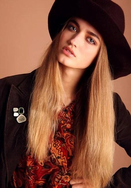 Strawberry Blonde Natural Hair