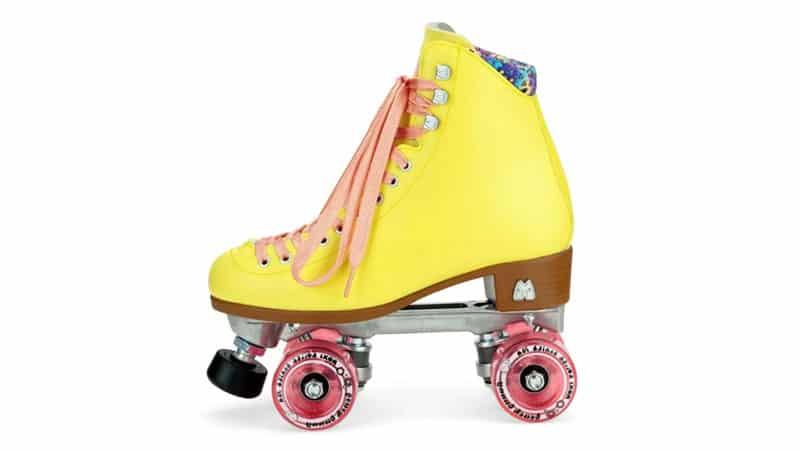 Moxi Skates Beach Bunny Women's Quad Roller Skate