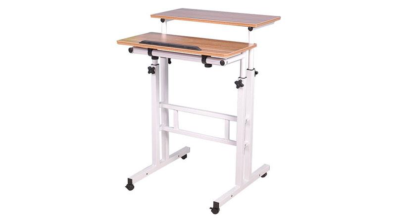 Sogesfurniture Height Adjustable Stand Up Desk