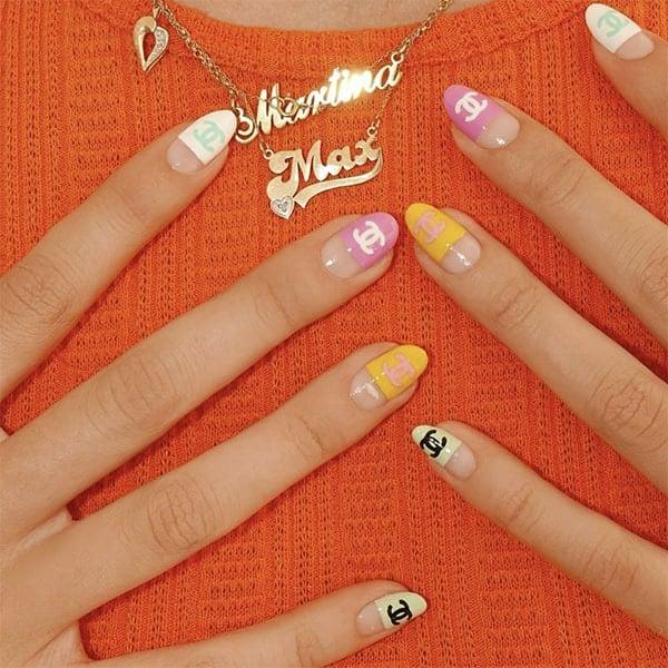 Logomania Nails Pretty Nails Aliciatnails