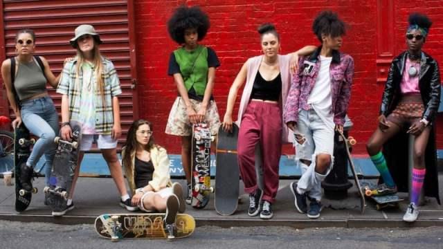 Skater Girl Outfits