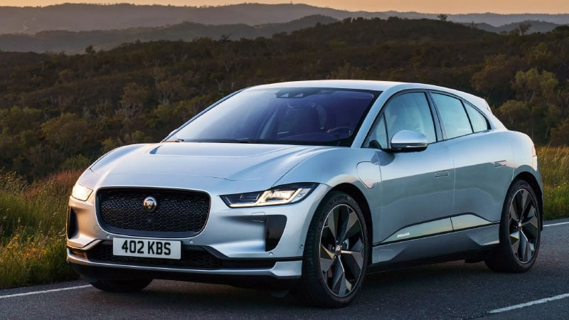 Jaguar All Electric I Pace