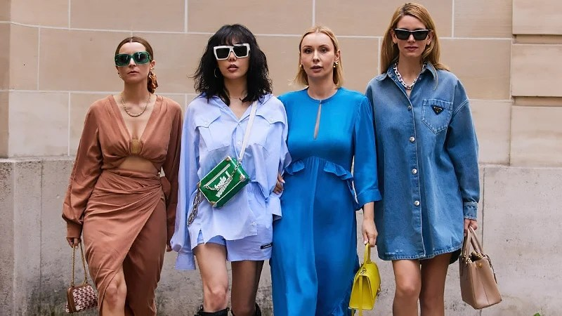 Trends From Haute Couture Fashion Week 2021