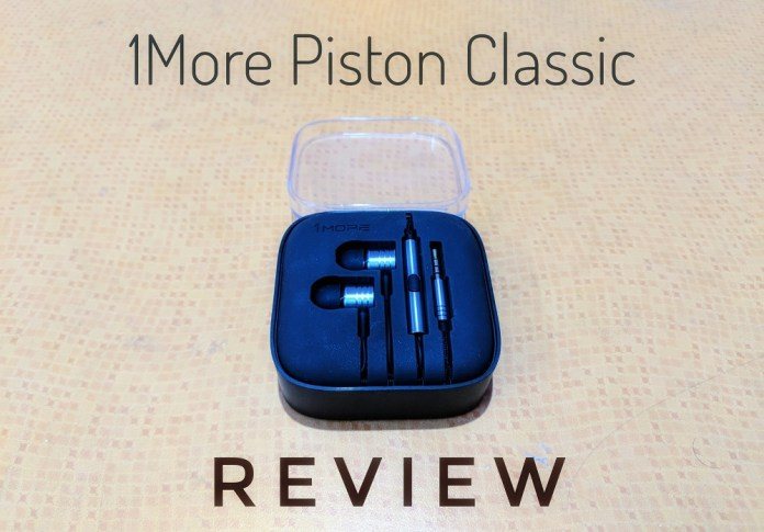 1More Piston Classic