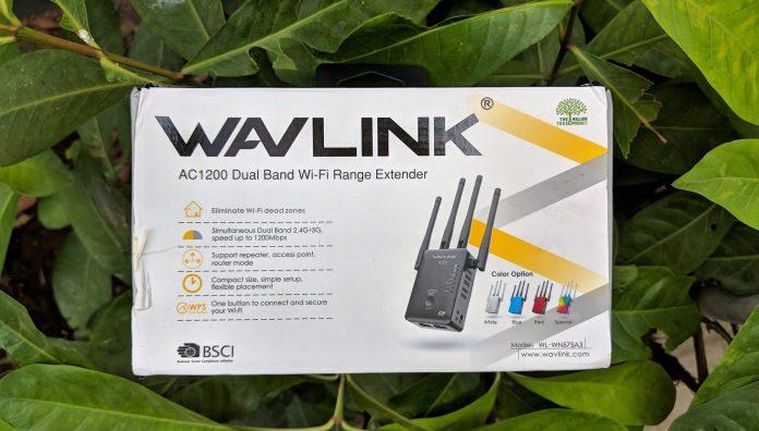 Wavlink AC1200 WiFI Extender