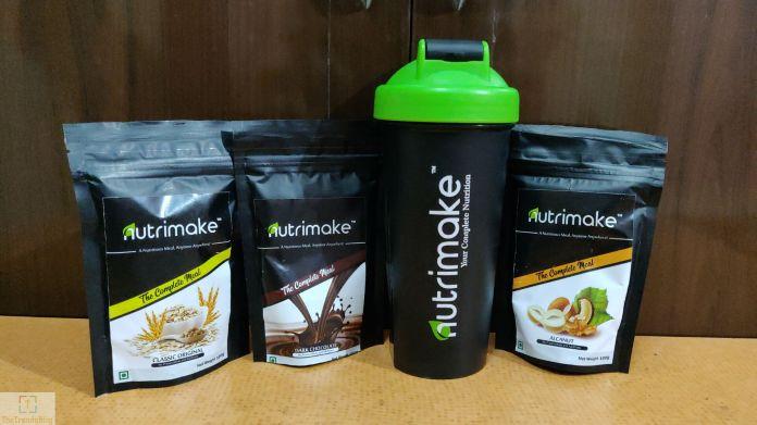 Nutrimake Complete Meal Pack
