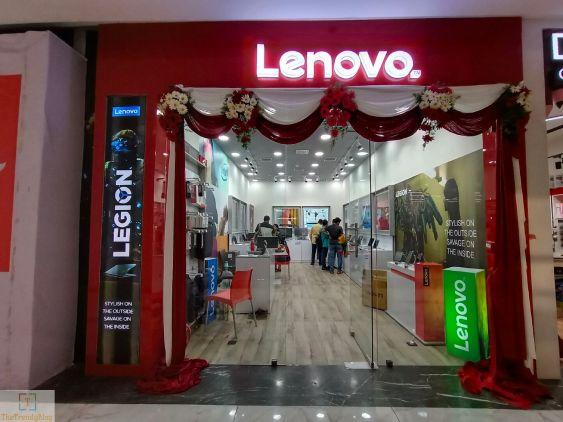 Lenovo Store - Marina Mall