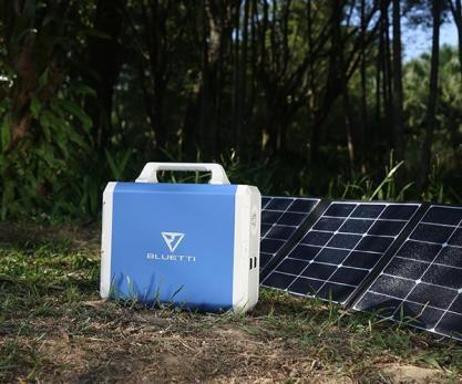 Maxoak EB150 Solar charging