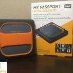 WD Passport Wireless SSD