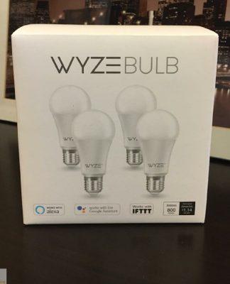 Wyze Smart Bulb