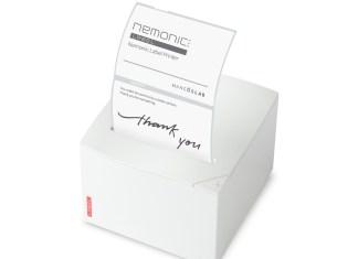 Nemonic Label
