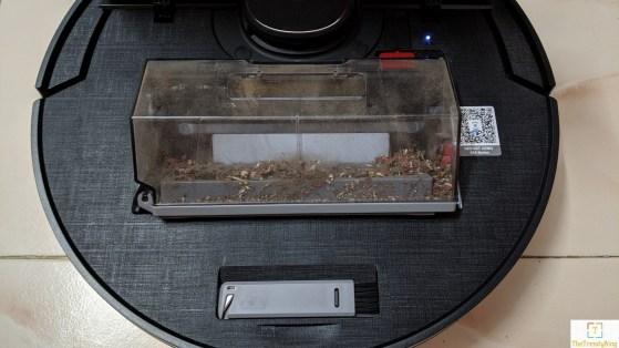Ecovacs deebot ozmo 950 Dust bin