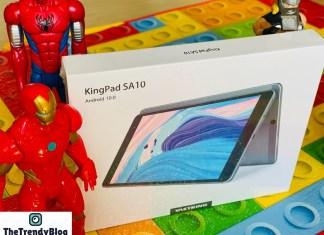 Kingpad SA10
