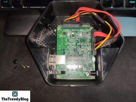 Cubbit Cell Hard Disk