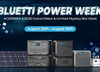 Bluetti Power Week