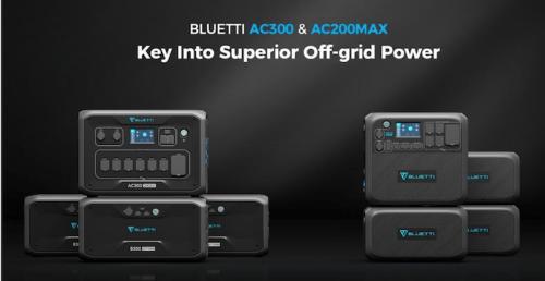 Bluetti Power Week Image
