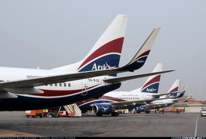 arik airlines