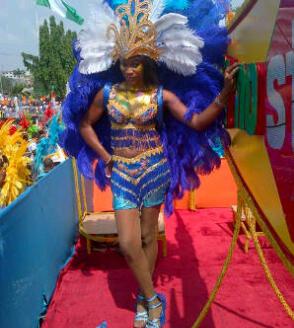 Calabar Carnival THe Trent 2