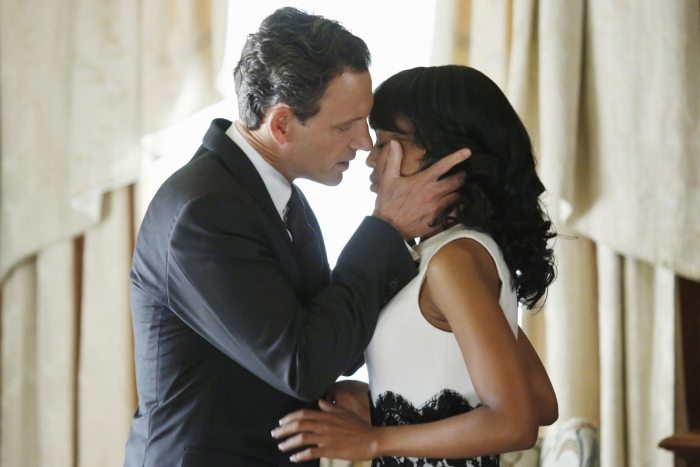 """FOR TV WEEK -- DO NOT PURGE-  SCANDAL- """"Happy Birthday, Mr. President"""" - In the wake of a tragedy connected to the White House, Olivia returns as Press Secretary to handle a catastrophic crisis, on """"Scandal,"""" THURSDAY, DECEMBER 6 (10:02-11:00 p.m., ET) on the ABC Television Network. (Photo Credit: ABC/KELSEY MCNEAL)"""