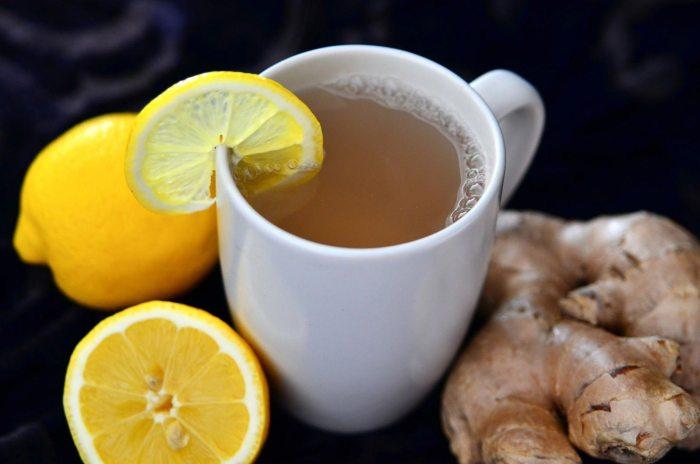 Ginger-Lemon-Tea-Recipe The Trent