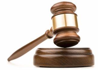 car gavel NDLEA Judges Court